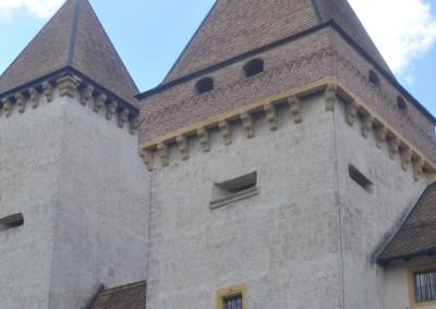 Château de La Sarraz - Tours