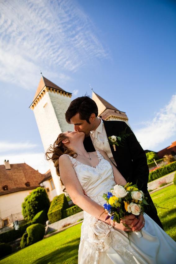 Mariage au Château de La Sarraz