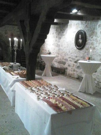 Grand Cellier - Buffet
