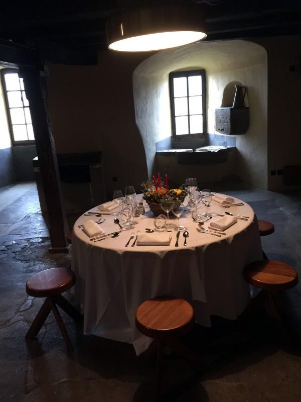 Ancienne Cuisine Et Salle à Manger