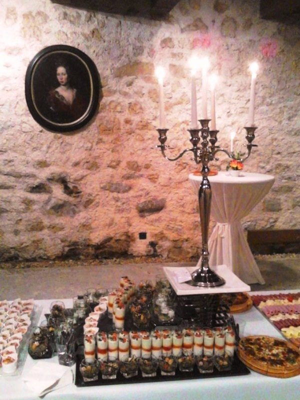 Grand Cellier - Buffet