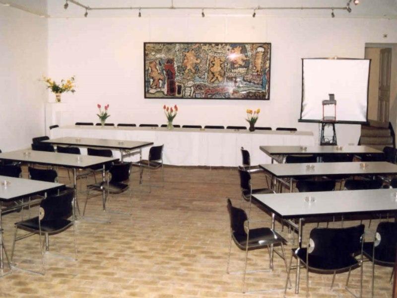 Salle de Mandrot- Séminaire