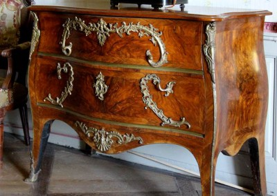 Commode Mattäus Funk, vers 1750