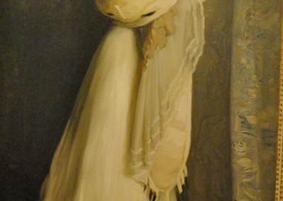 Portrait d'Hélène de Mandrot, d'Ernest Biéler